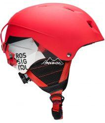 Rossignol Comp J Led Red Neuf